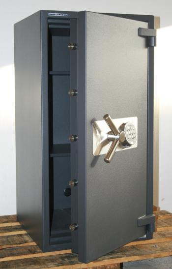 Wertschutzschrank Schloss Wachwitz 99 ELO RAL 7024 gebraucht
